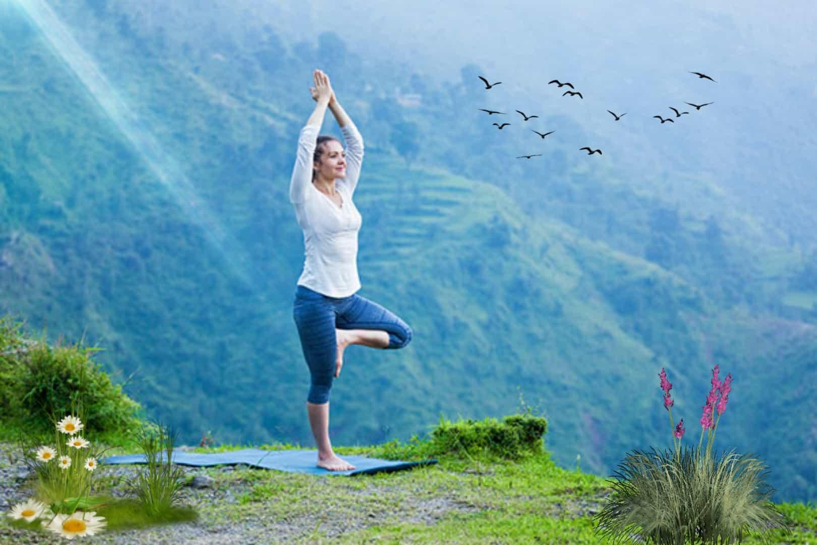 Balance, happiness in life, life, balanced personality