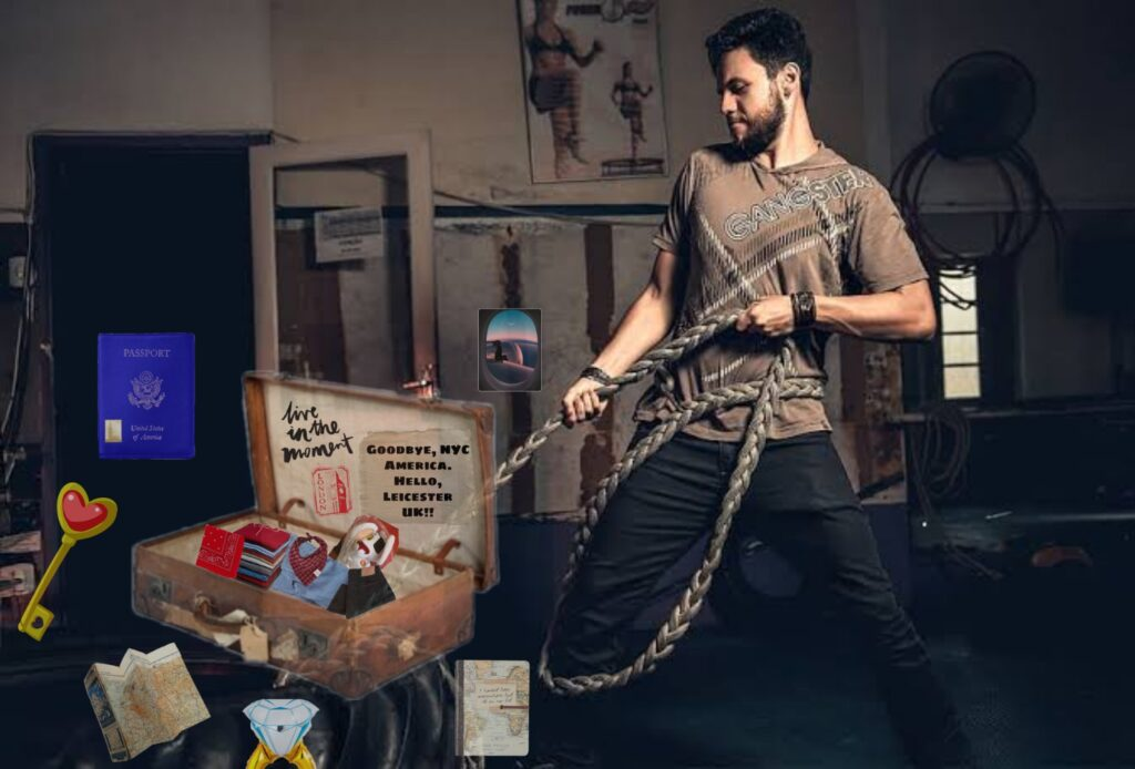 psychology of desire, psychology of anger, desires, chain, rope pulling